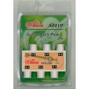 Diapason 6 notes en tube guitare ALICE (943A)