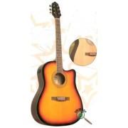 Guitare électro-acoustic pan coupé GIANNINI  (GWF623TSEL) ***PRIX NET***