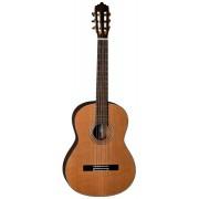 Guitare classique 4/4 LA MANCHA vernis brillant (RUBI-C)