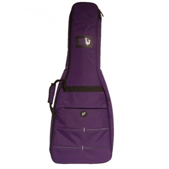 Housse guitare classique s coloris violet seb gc violet for Housse guitare classique