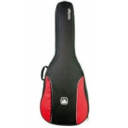 Housse guitare classique 1/2 TONTRÄGER noir/rouge (TG10-2RB)