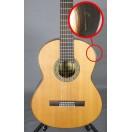 Guitare classique ALVARO haute qualité table cèdre massif (AL260) OCC-412 ***PRIX NET***