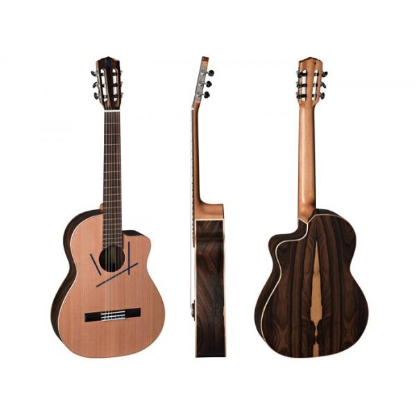 guitare classique pan coupé